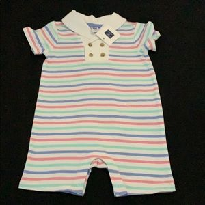 Janie and jack 12 to 18 mo jumper new